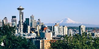 华盛顿西雅图