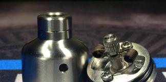 NIPPLE RDA雾化器
