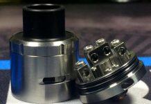 面纱3.0滴油雾化器